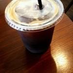 グッドラックコーヒー - ロングブラックのアイス