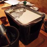 紙屋市べゑ - おぼろ豆腐