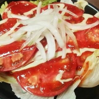 新鮮な野菜を使用しております!!