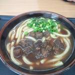 Gansodokidokiudon - 肉うどん