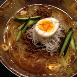 28466854 - 醤油冷麺