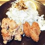 小樽食堂 - ザンギとカキフライ