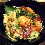 小樽食堂 - 海鮮ユッケ丼