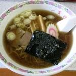 一貫楼 - 料理写真:『ラーメン 』(税込550円)