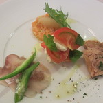 マジカメンテ ビバッコ - 前菜4種