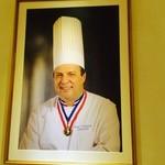 28468185 - 2014/06 MOF(フランス最優秀料理人賞)受賞シェフ ジャン・フランソワ ルメルシエ