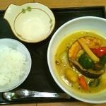 カレーうどん千吉 トツカーナ店 - スープカレー