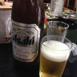 ぱいち - 瓶ビール(アヒサ)