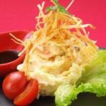 ミヤビ - 特製ポテトサラダ