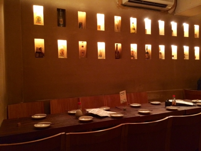 """てやん亭"""" 渋谷店 - 店内奥には広い卓もあります!"""