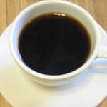 CAFE EST - ランチセットドリンク(コーヒー・紅茶・ミルク・烏龍茶・オレンジジュースからお選びください)