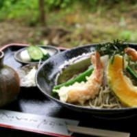 暁山 - 天おろし蕎麦
