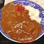 白樺食堂 - カレーライス並(350円)