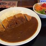 満マル - カツカレー (ランチ)