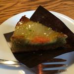 しのわ - グレープフルーツのタルト320円
