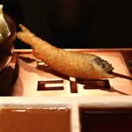 六波羅 - 稚鮎 (塩で) (2014/06)