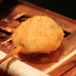 六波羅 - マッシュルーム (ウースターソースで) (2014/06)