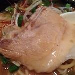 麺屋 吉佐 - 肉の味がするチャーシュー
