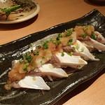木村屋本店 - 炙りカンパチポン酢