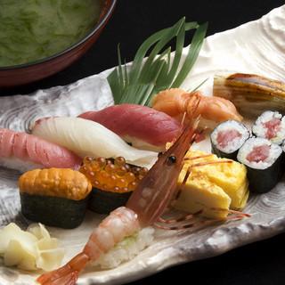 【リーズナブル】新鮮なお寿司をお値打ち価格で!!