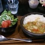 やさい食堂 堀江座 - 本日お勧めカレー