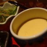 花ごころ - 茶碗蒸し