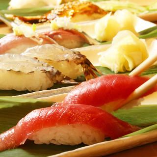 【ネタ】ネタが命の握り寿司☆