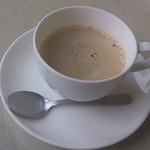 釧路地方法務局喫茶室 - ドリンク写真:ホットコーヒー 230円…安っ!