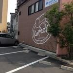 コペイカ - 駐車場