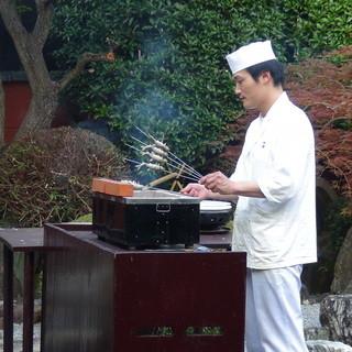 京料理宮前の口福