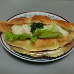 パンのくっくう - ポテトサラダサンド