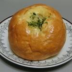 パンのくっくう - じゃがいもパン