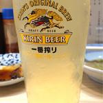 小江戸 - ボール 320円(氷無し)