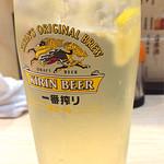 小江戸 - ボール 320円