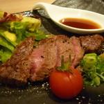 心屋 - ☆和牛フィレ肉のステーキ☆