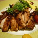 心屋 - ☆地鶏の炙り焼き☆