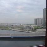 ホテルオークラ レストラン横浜 中国料理 桃源 - ベイブリッジを臨む優れた景観