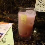 活海鮮居酒屋 むっ茶ん - ピーチマッコリ