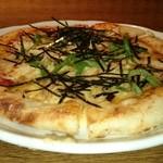 たか村 - 和風ピザ