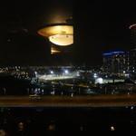 ホテルオークラ レストラン横浜 中国料理 桃源 - 夜景ベイブリッジ方面
