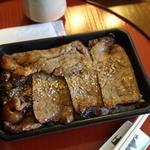 みわ屋 - 飛騨牛特上ステーキ重
