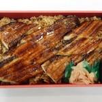 亘 - 料理写真:焼あなご弁当「竹」1500円