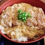仁乃房 - カツ丼 大盛