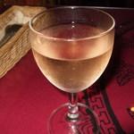 サンサール - 白ワイン(グラス)¥300税抜