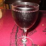 サンサール - 赤ワイン(グラス)¥300税抜