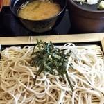 仁乃房 - お蕎麦