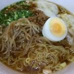 馬麺 - ワンタン麺♡