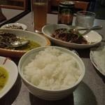 オリエンタルキッチン マリカ - ごはんも美味しく食べられる! H26.6