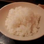 北海道しゃぶしゃぶ ポッケ - 可愛い盛りのご飯
