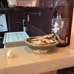 島田製麺食堂 - あご